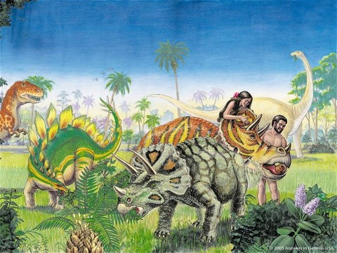 Biblical View of dinosaurs